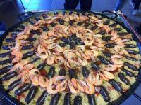 Traiteur de plat unique (Paella, couscous, tartiflette ...) à domicile proche de rouen (76)